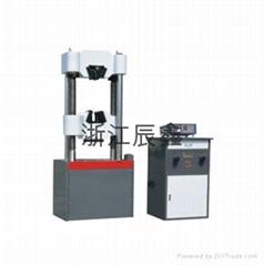 WES-100B、300B、600B、1000B universal material testing machine