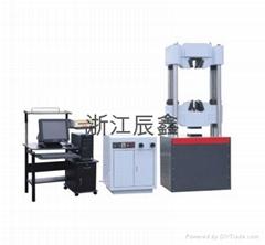 WEW series micro-computer display universal material testing machine