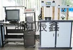 YAW-300D digital electro-hydraulic servo bending cement machine