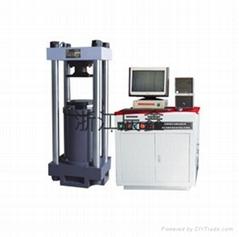 YAW micro-computer control electro-hydraulic servo pressure tester