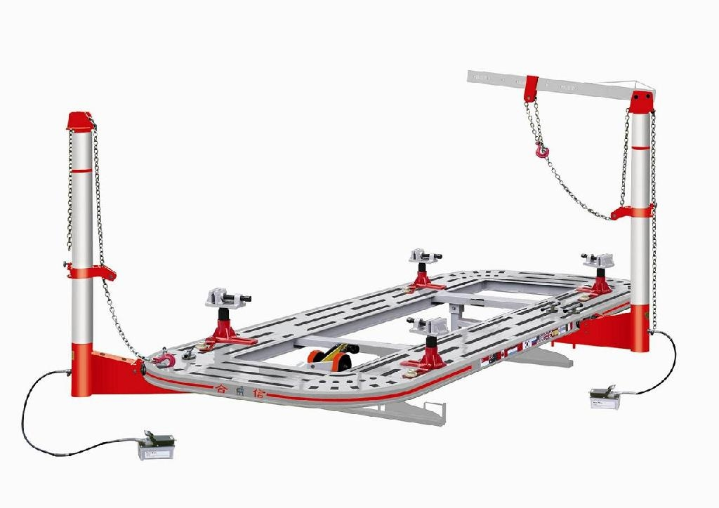Auto Body Frame Machine/ Chassis Straightening Machine/ Car Bench H ...