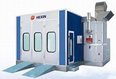 Paint Booth HX-500
