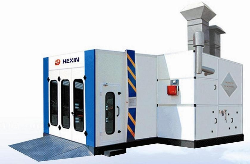 Water Based Painting System HX-800  1