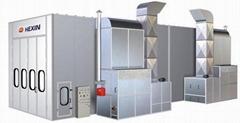 Spray Booth HX-1000