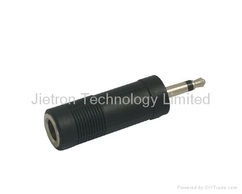 Microphone To Pc Adapter : Usb audio adapter with microphone for ps wii xbox