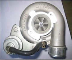 Turbocharger CT26-1,CT 12 for TOYOTA