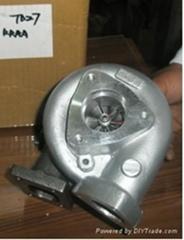 Hx55 Turbocharger