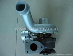 GT1852V Turbocharger 718089-0004 Renault Engine Turbo
