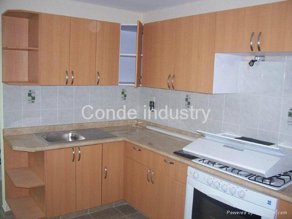 Affordable kitchen cabinet c011 conde oem china for China kitchen cabinets direct