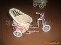 三輪車裝飾籃