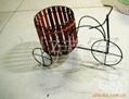 竹編收納籃
