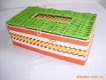 田園風味紙巾盒