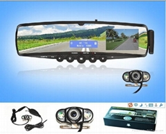 "Bluetooth mirror with wireless camera 2.5"" TFT Monitor"