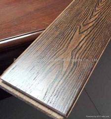 Embossed Strand Woven Bamboo Flooring