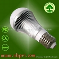 大功率LED調光球泡燈 0-6.0W 360LM 2