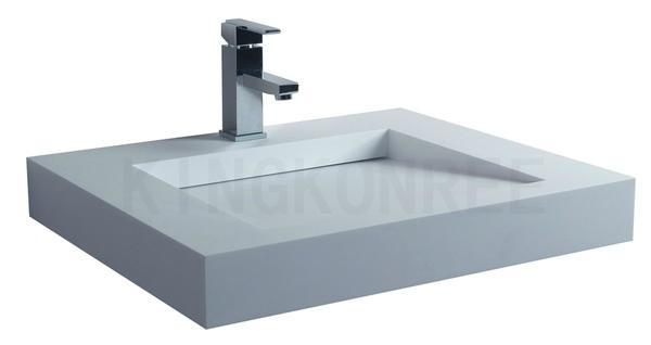 Cheap Bathroom Basins : cheap bathroom basin - KKR-B002 (China Manufacturer) - Sink & Basin ...