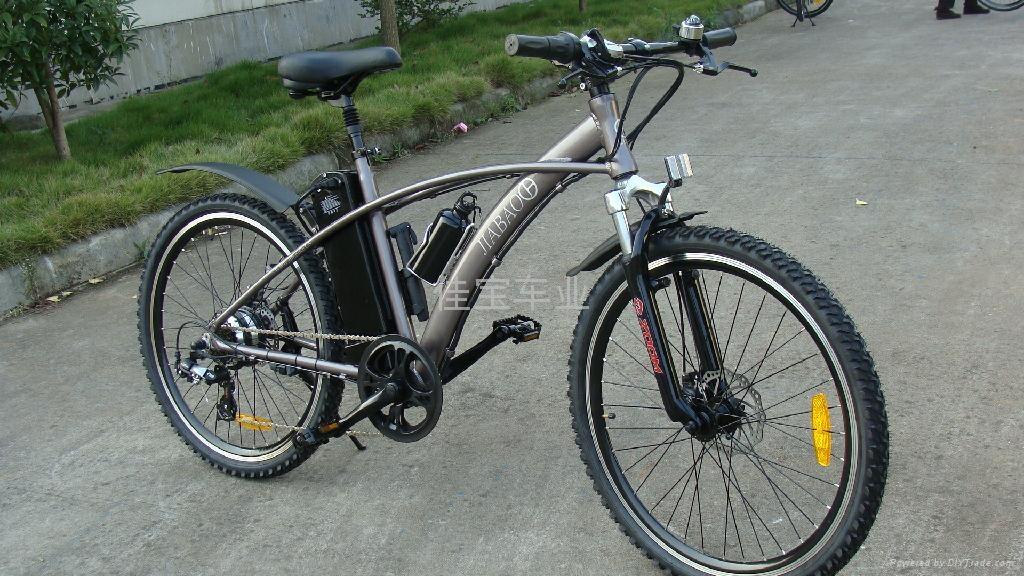 電動自行車 2