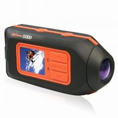 Full HD extreme sports helmet camera HD119
