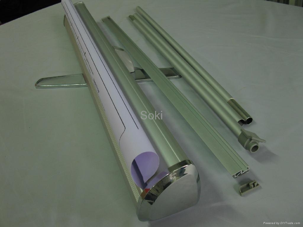 Roll up stand sk rs 3 soki china manufacturer for Stand roll up