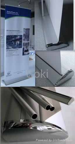 roll up banner stand 2