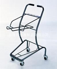 超市提篮车