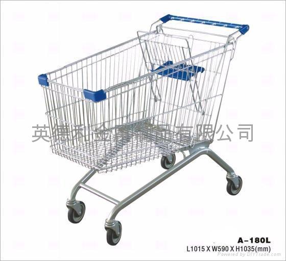 歐洲款超市購物車 3