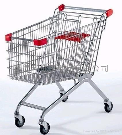 歐洲款超市購物車 4