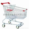 美式超市購物車