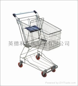 亞式超市手推車 1