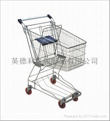 亚式超市手推车