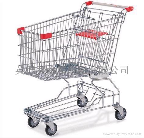 亞式超市手推車 2