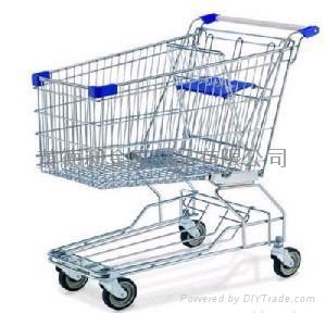 亞式超市手推車 3