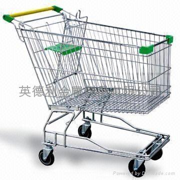 亞式超市手推車 4