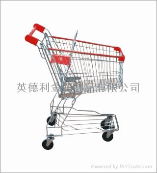 亞式超市手推車 5
