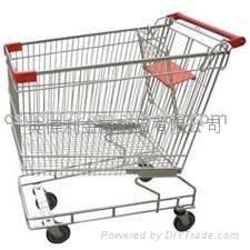 澳式超市購物車