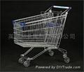 俄式超市購物車