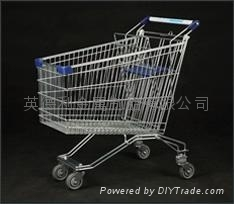 俄式超市购物车