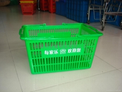 塑料购物篮