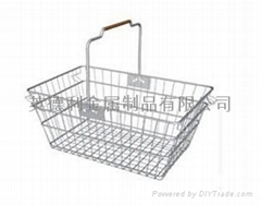 金属购物篮