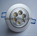 深圳LED天花燈供應商 2