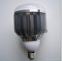LED替換傳統150W鹵素燈
