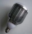 LED替换传统150W卤素灯 2