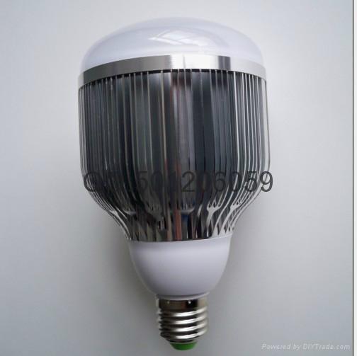 LED替换传统150W卤素灯 3