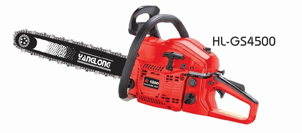 45cc chain saw,garden machine 45cc 1
