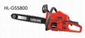 52cc chain saw,gas chain saw