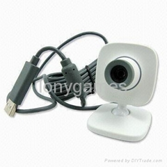 XBOX 360 Live vision camera,accept OEM