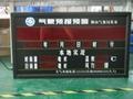 恆光達LED氣象屏型號:HGD-QX1 3