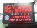 恆光達LED氣象屏型號:HGD-QX1 5