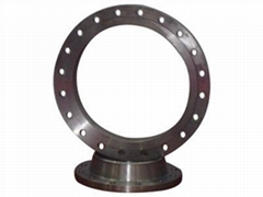 pipe fitting--carbon steel welding neck flange