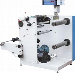 Automatic Non Woven Fabric Slitter Machine